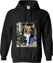 Load image into Gallery viewer, CLHOODIE-BLACK-FRONT-2269