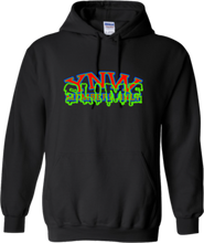 Load image into Gallery viewer, CLHOODIE-BLACK-FRONT-1709