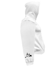 Load image into Gallery viewer, COHOODIE-WHITE-RIGHTSLEEVE-2233