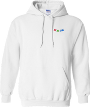Load image into Gallery viewer, CLHOODIE-WHITE-FRONT-1664