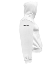 Load image into Gallery viewer, CLHOODIE-WHITE-RIGHTSLEEVE-1396