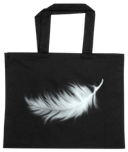 Load image into Gallery viewer, TOTE-BLACK-BACK-2766