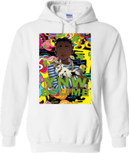 Load image into Gallery viewer, CLHOODIE-WHITE-FRONT-1041