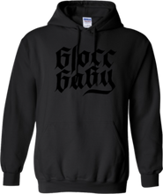 Load image into Gallery viewer, CLHOODIE-BLACK-FRONT-2248