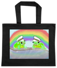 Load image into Gallery viewer, TOTE-BLACK-FRONT-2548