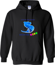 Load image into Gallery viewer, COHOODIE-BLACK-FRONT-2502