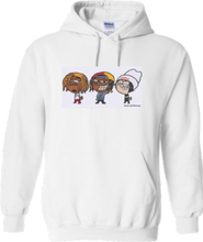 Load image into Gallery viewer, CLHOODIE-WHITE-FRONT-1861