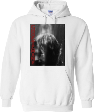 SQUEEZE HOODIE WHITE