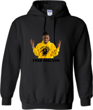 Load image into Gallery viewer, CLHOODIE-BLACK-FRONT-2144