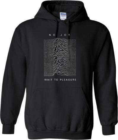Wait to Pleasure Hoodie