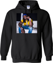 Load image into Gallery viewer, CLHOODIE-BLACK-FRONT-2169