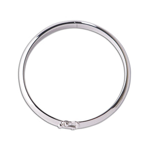Bangle (Classic) - Sterling Silver Bangle Bracelet