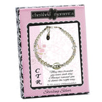 CTR Bracelet White Pearl (CTRBWP-08)