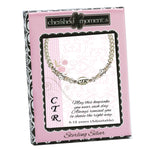 CTR Necklace White Pearl (CTRNWP-08)