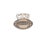 CTR Football Tie Pin (CTR-FTB)