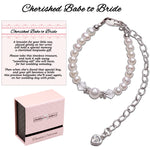 Cherished Babe to Bride Sterling Silver Baby Bracelet (TC-Baby-B-Girl)