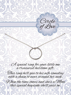 Circle of Love Keepsake Gift for Boys (TC-COL-Boy)