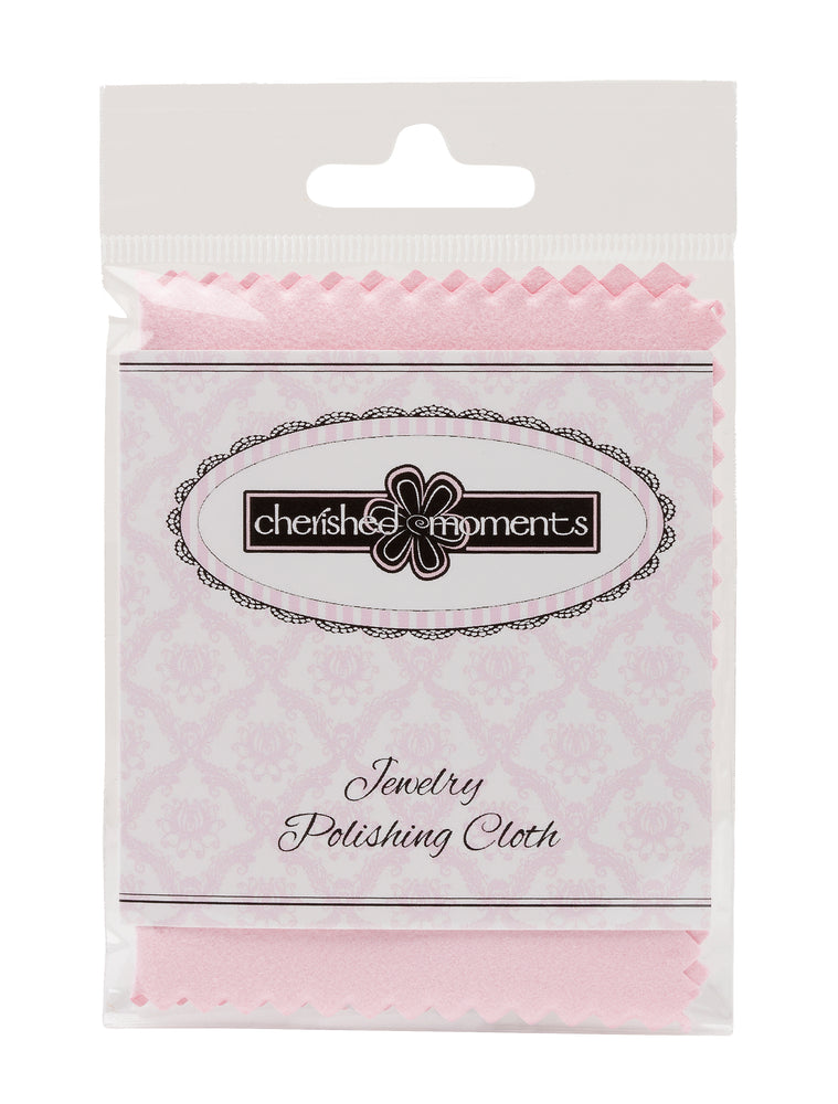 Jewelry Polishing Cloth (PC-Pink SM)