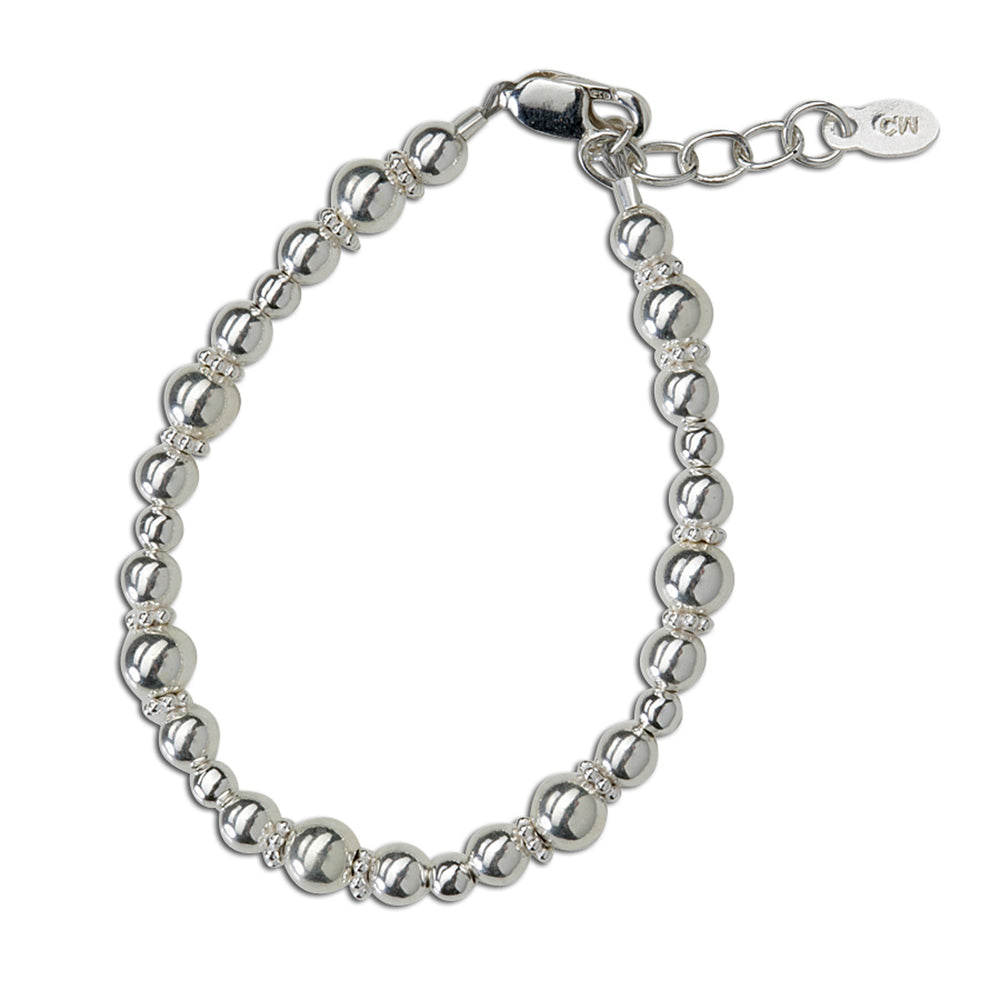 Sterling Silver Bracelet for Little Girls