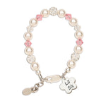 sterling silver little sister bracelet