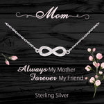 Sterling Silver Meaningful Necklace and Bracelets for Mothers and Moms