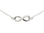 LDS Sister Missionary Infinity Necklace (SMN-19)