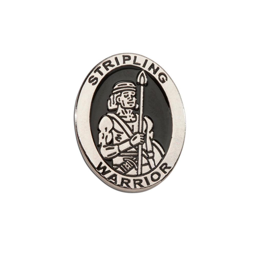 Load image into Gallery viewer, LDS Missionary Stripling Warrior Tie Pin (MTT-19C)