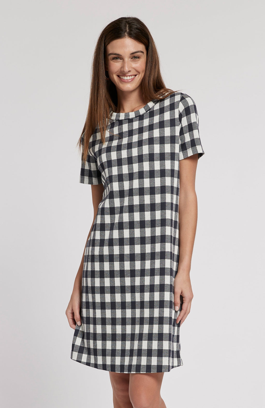 MORGAN JACQUARD DRESS - LGN TylerBoe XS LGN