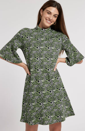 MINDY JACQUARD DRESS - ALN TylerBoe XS ALN