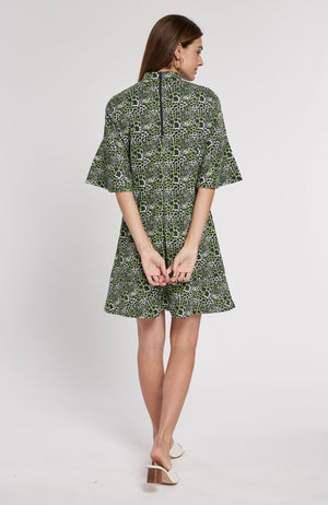 MINDY JACQUARD DRESS - ALN TylerBoe