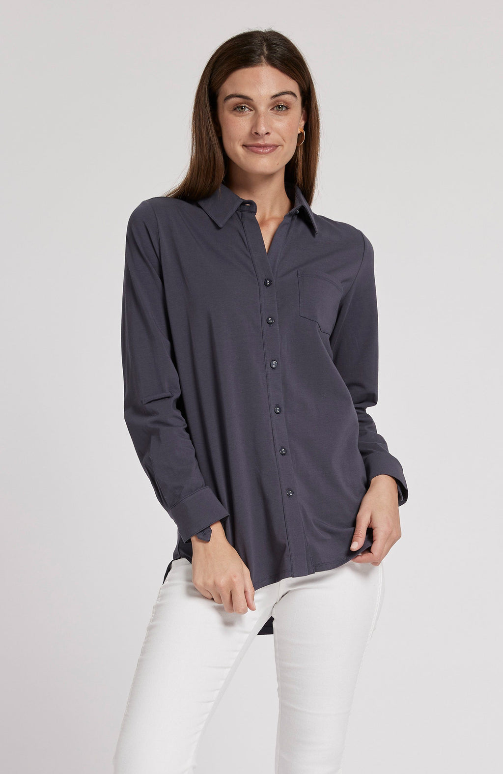 PATTI POLO - AMERICAN NAVY TylerBoe XS AMERICAN NAVY