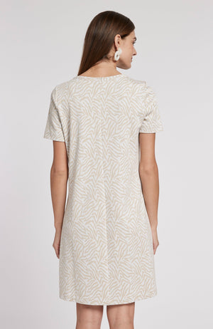 MORGAN JACQUARD DRESS - ZOW TylerBoe