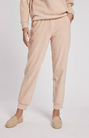 LOUNGER JOGGER PANT - ADOBE PINK TylerBoe