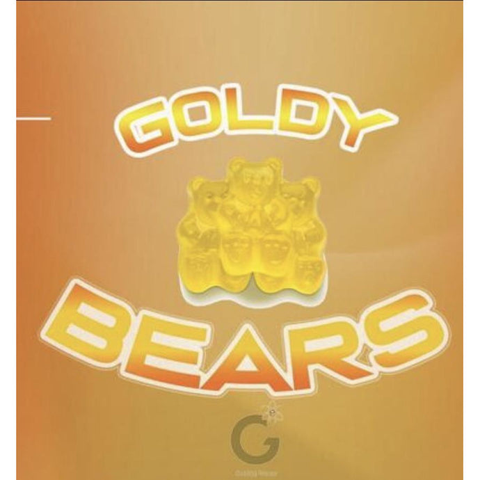 GOLDY Bears (NEW)