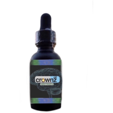 Crownz Oil ( CBD Nootropic)