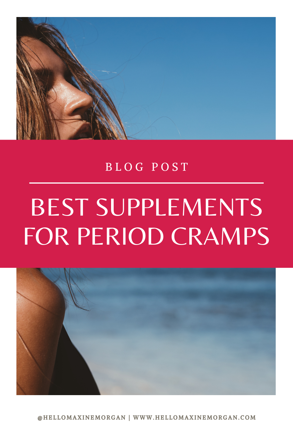 Best Supplements for Period Cramps