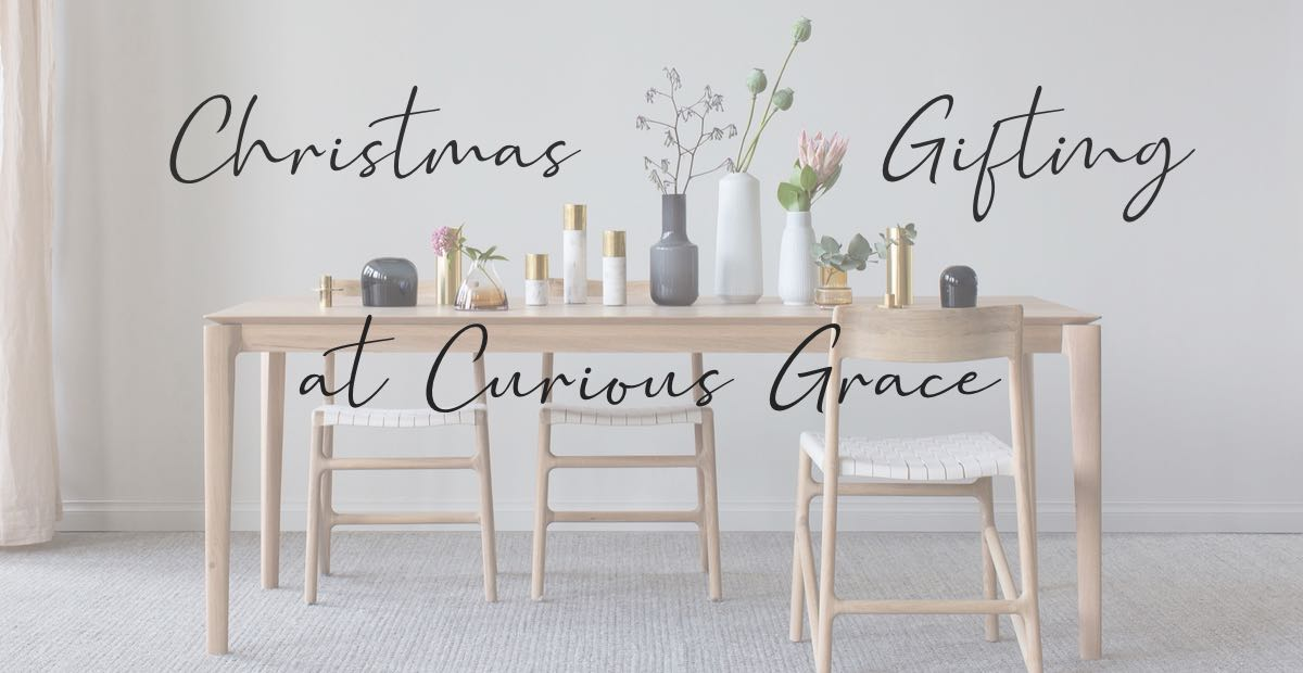 The Curious Grace Christmas Gift Guide