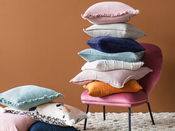 Soft Furnishings, Cushions, Throws and more