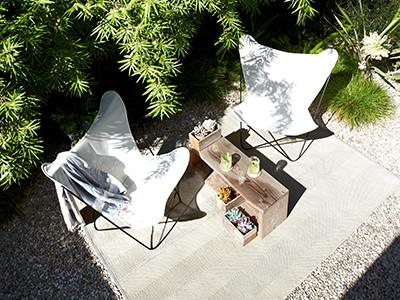 Rugs for Outdoor Environments