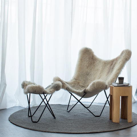 celandic Pampa Mariposa Chair when less is more