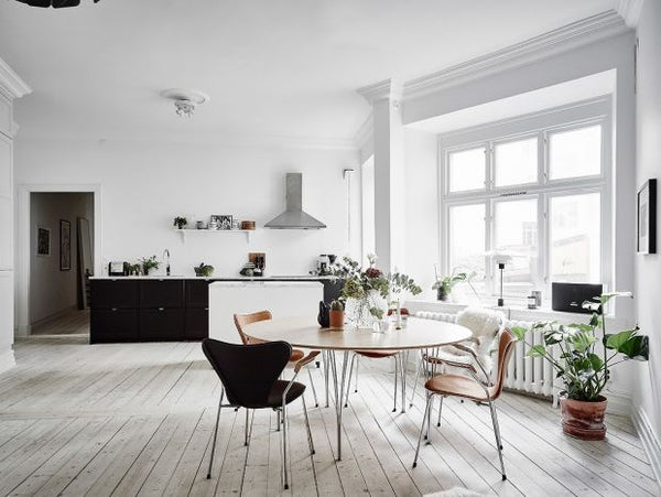 Curious Grace & The Beautiful Influence of Scandinavian Design by the editor