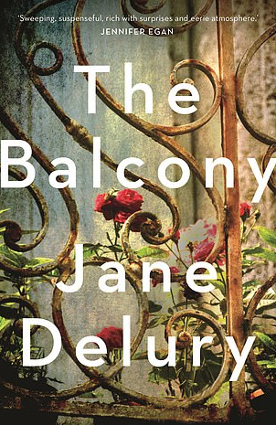 The Balcony by Jane Deluny