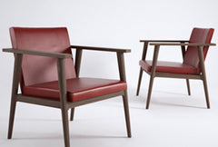 Vintage furniture modern design inspired by Danish furniture mid