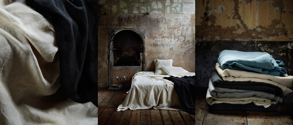 Bedouin Societe bedding & linen