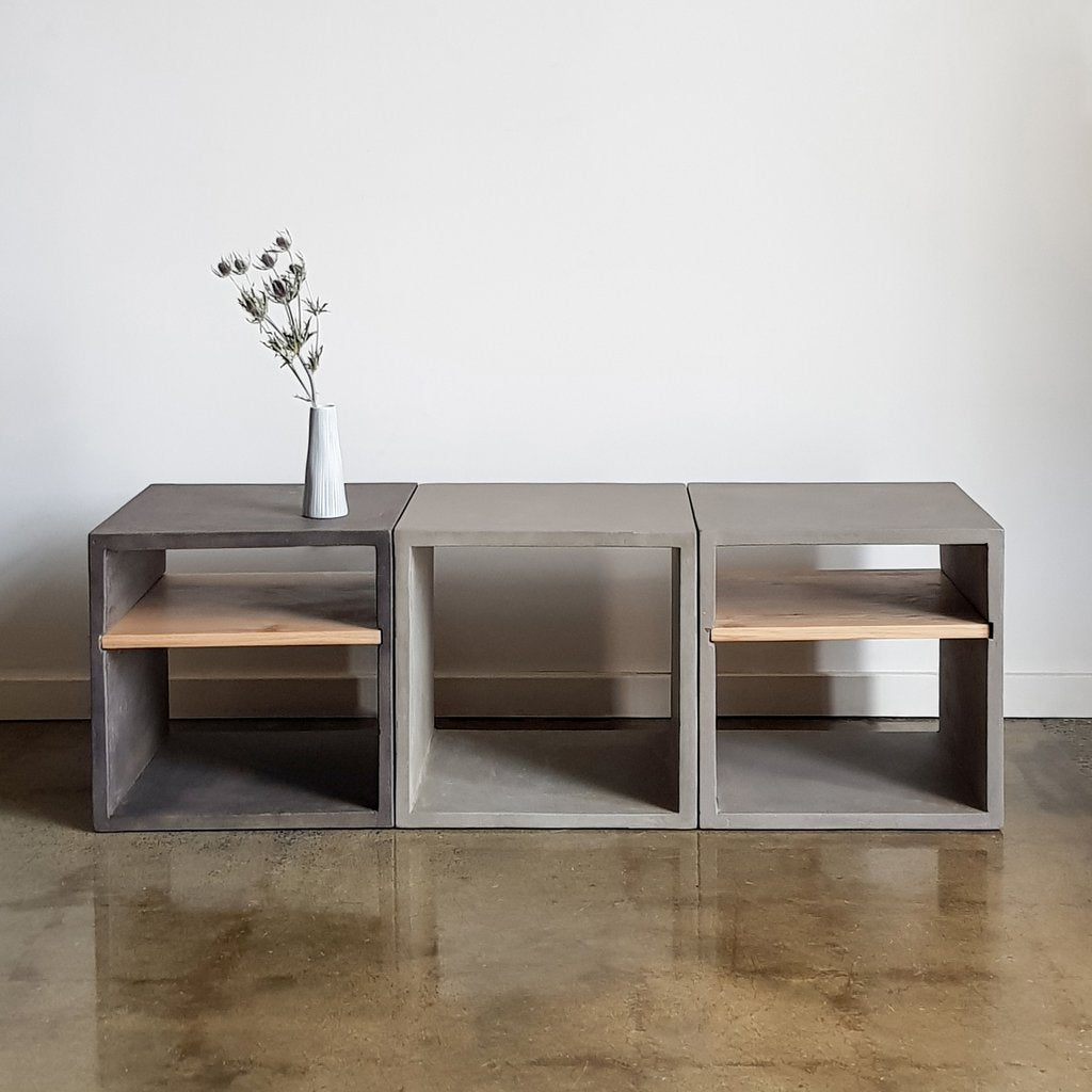 zeki concrete furniture