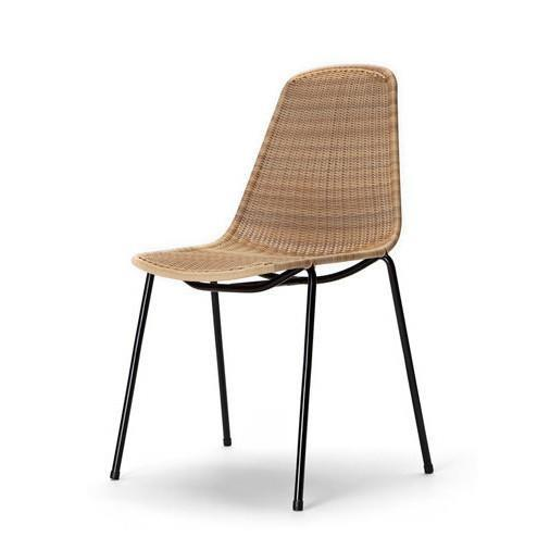 buy Outdoor Basket Dining Chair by Feelgood Designs - Designed by Gian Legler online