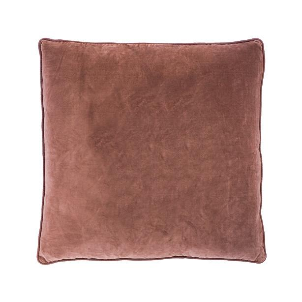 100% Cotton Desert Rose Velvet Cushion