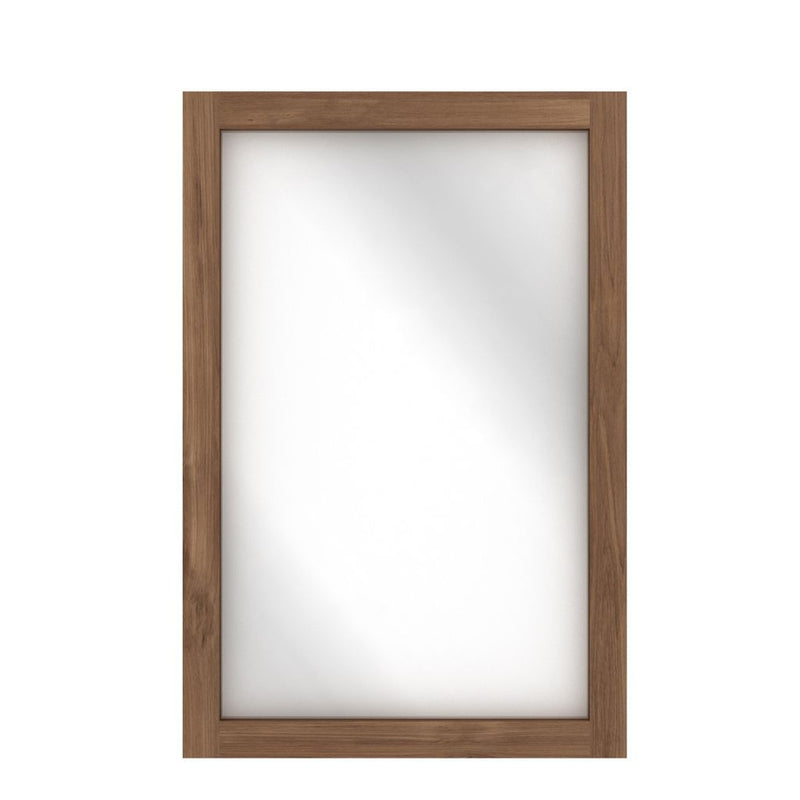 buy Ethnicraft Teak Light Frame mirror online