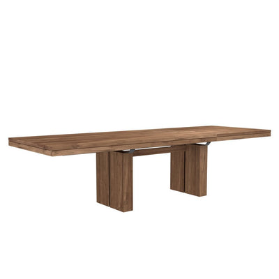Ethnicraft Teak Double Extendable table