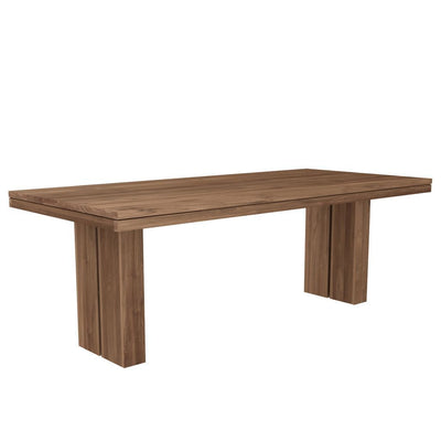 buy Ethnicraft Teak Double Dining Table online